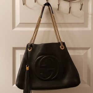FLASH SALE! GUCCI SOHO CHAINED SHOULDER BAG